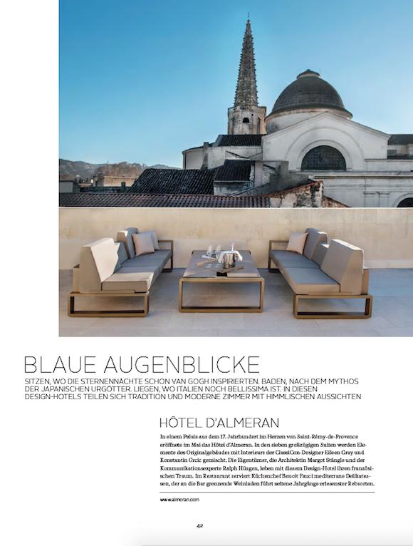 LOfficielHommes 2_2015 Reise News S.1
