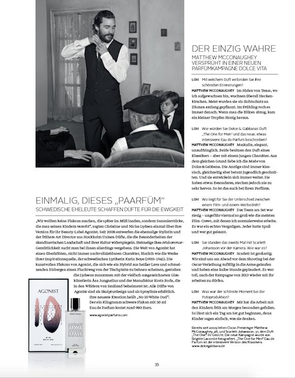 LOfficielHommes 4 2015 Beauty News S.2