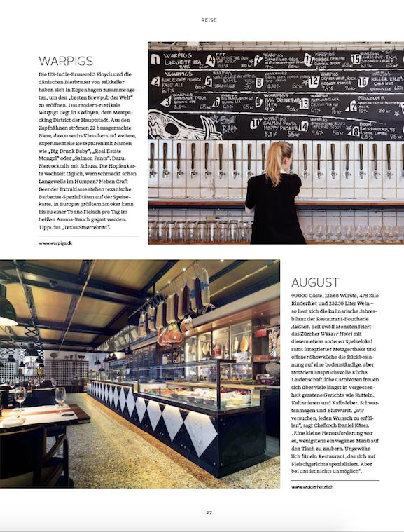 LOfficielHommes 4 2015 Reise News S.2