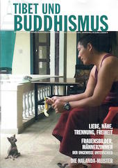 Tibet und Buddhismus Juni 2016 Cover klein