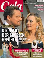 Gala Nr. 10 2016 Cover